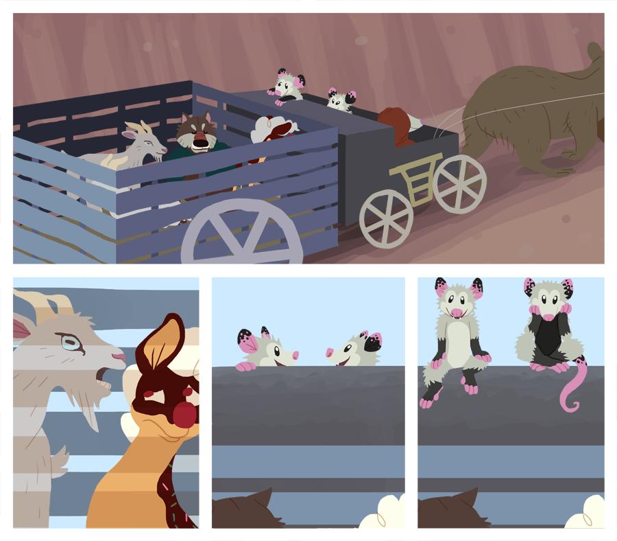 Road Trip pg 34 by GrowlyLobita