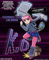 Ramona Flowers by animefuzz