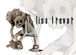 Lisa Trevor by animefuzz