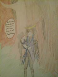 Megohime on the Battlefield by KShadow992