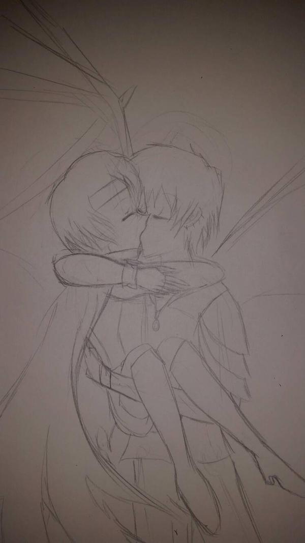 True love WIP by Shadowchan14