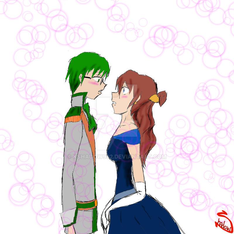 Just Like Cinderella by Shadowchan14