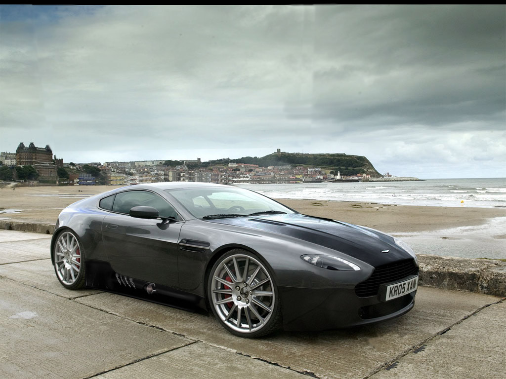 Modded Aston Martin V8 Vantage By Skaterava On Deviantart