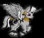 Alicorn Zebra