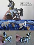 Zecora figurine by SilverwolvesForever
