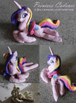 Princess Cadence Sculpt by SilverwolvesForever