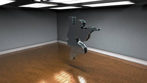 Counter Strike Source 3D by iskander71