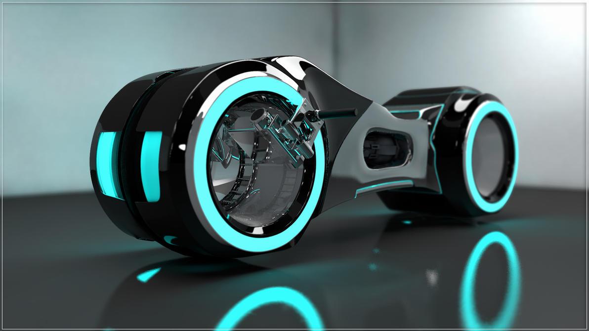 WIP: Moto Tron suite by iskander71