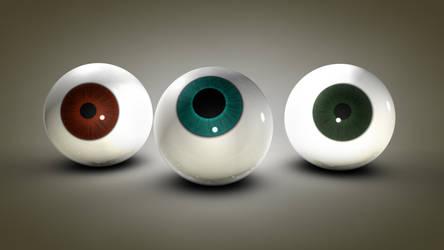 Third eye (3eme Oeil) by iskander71