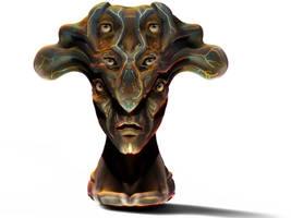 Alien by iskander71