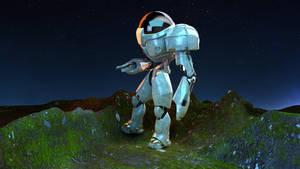 wip robot/armor by iskander71