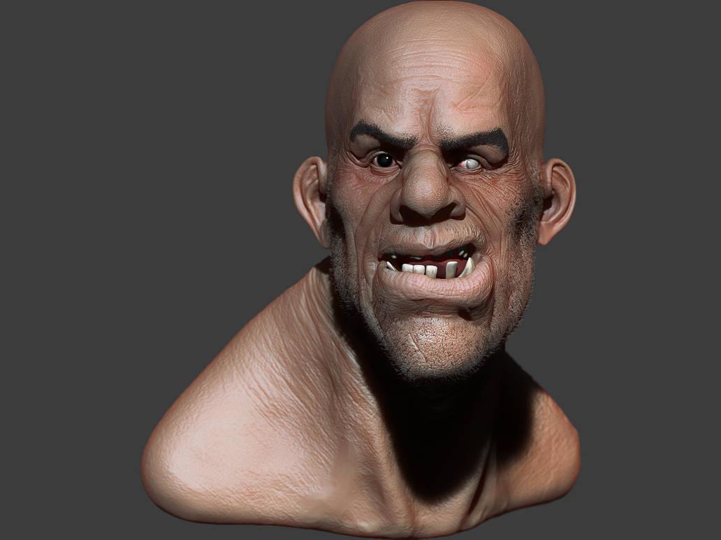 Face by iskander71