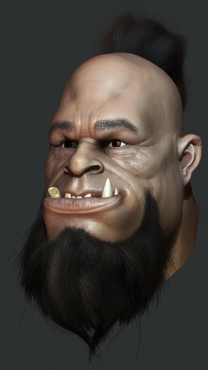 Orc by iskander71