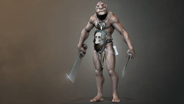 Troll character
