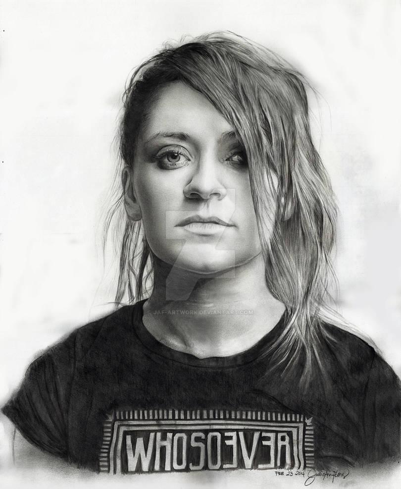 Lacey Sturm (Former vocalist of Flyleaf)