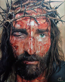 The Passion of Christ - Portrait of Yeshua