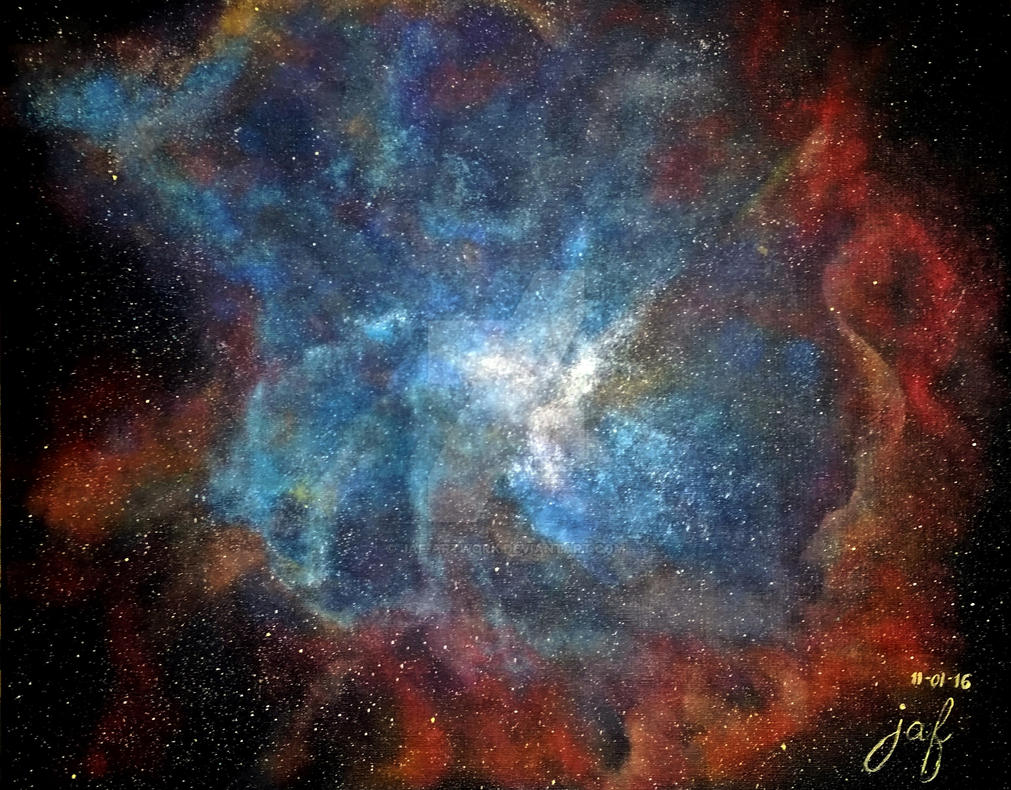 Hanan Nebula by JAF-Artwork