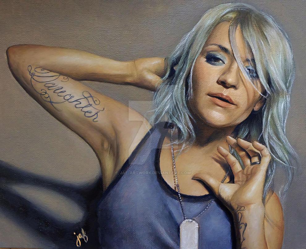Lacey Sturm 'Life Screams' by JAF-Artwork
