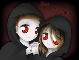 Alec and Jane - Volturi Twins