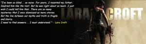 Tomb Raider Facebook Cover Photo