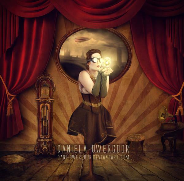 Seeking Life by Dani-Owergoor