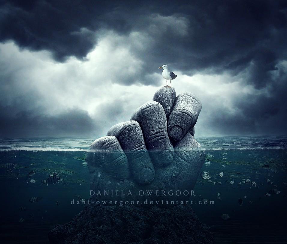 The Hand by Dani-Owergoor