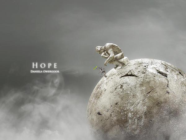 Hope  by Dani-Owergoor