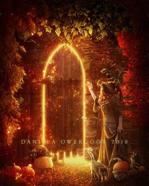 Magic Night II by Dani-Owergoor