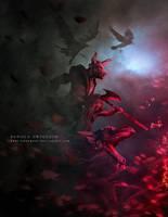 Dogs of War - Final Battle by Dani-Owergoor