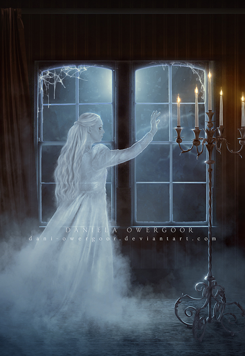 The Lonely Bride - Ghost Stories by Dani-Owergoor