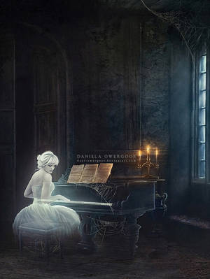 The Pianist - Ghost Stories by Dani-Owergoor