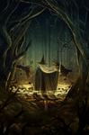 The Wizard by Dani-Owergoor