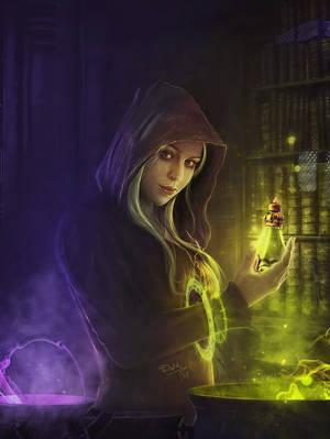 Alchemist by Dani-Owergoor
