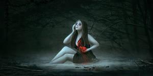 In The Deep Swamp Of My Feelings by Dani-Owergoor