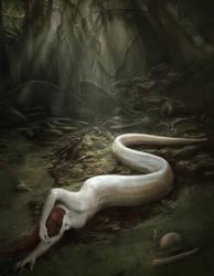 Jungle Myth by Dani-Owergoor