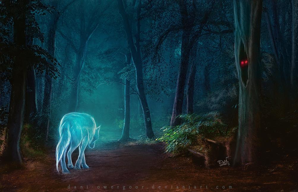 Spirit of the Night by Dani-Owergoor