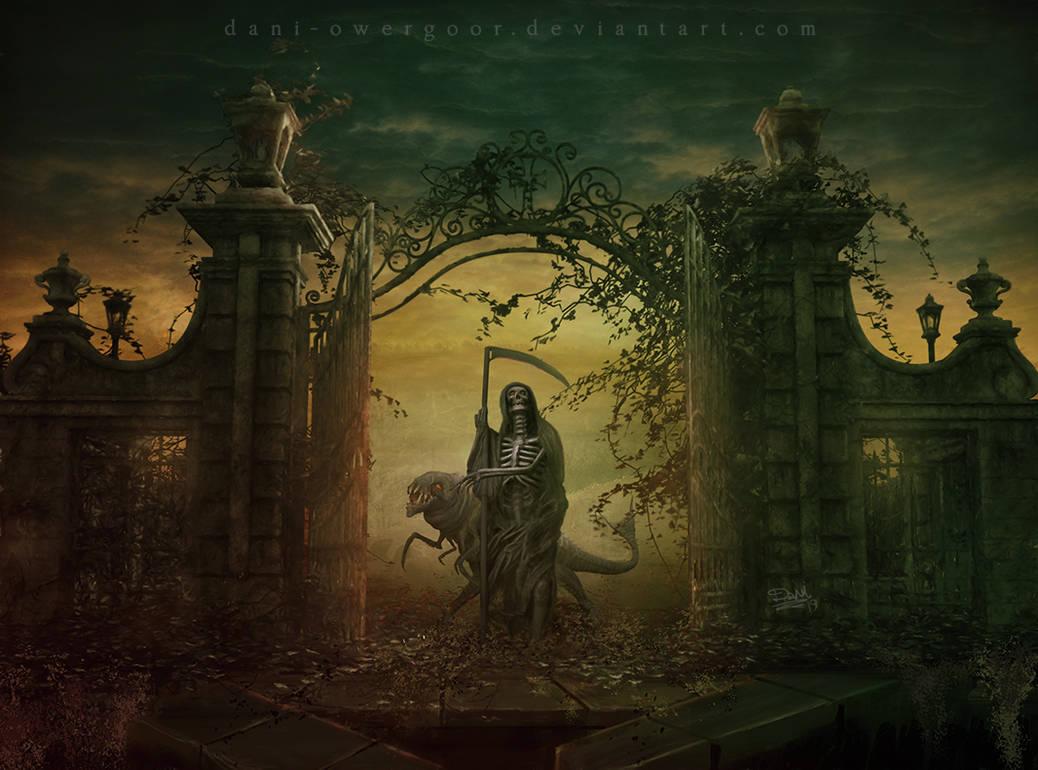 Gates to Death by Dani-Owergoor