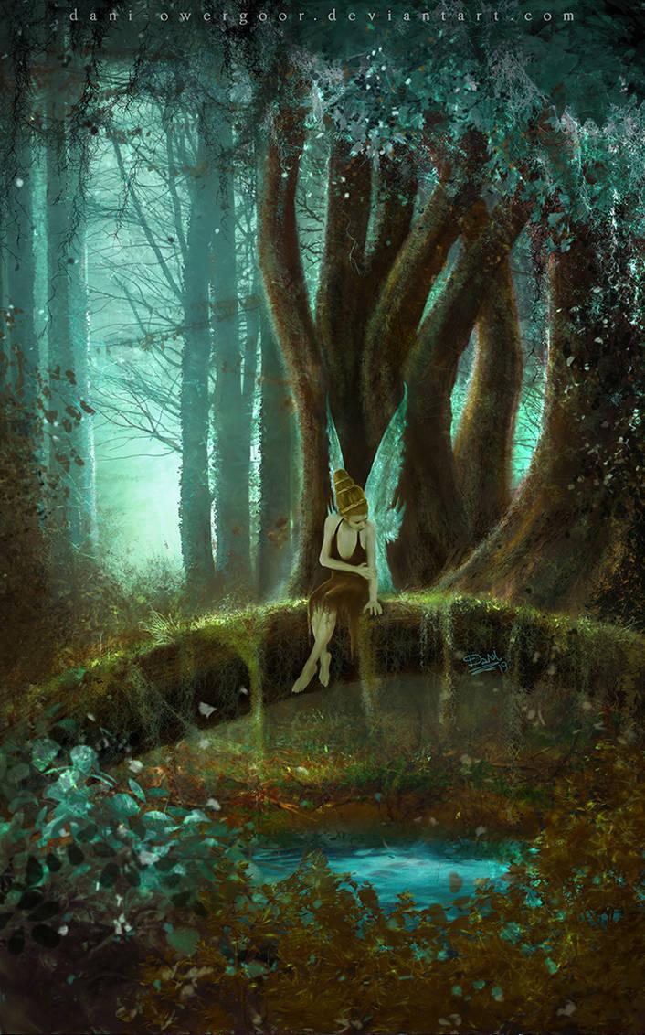 Enchanted Land 3 by Dani-Owergoor