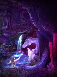 Secret Place by Dani-Owergoor