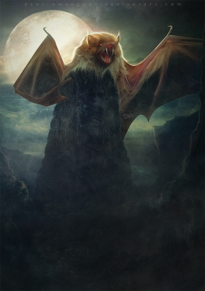 Evil's Rising by Dani-Owergoor