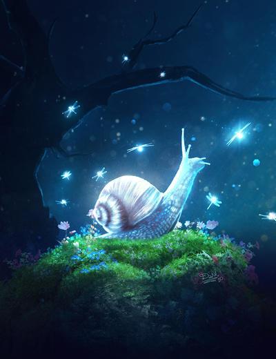 The Magic of the Night by Dani-Owergoor