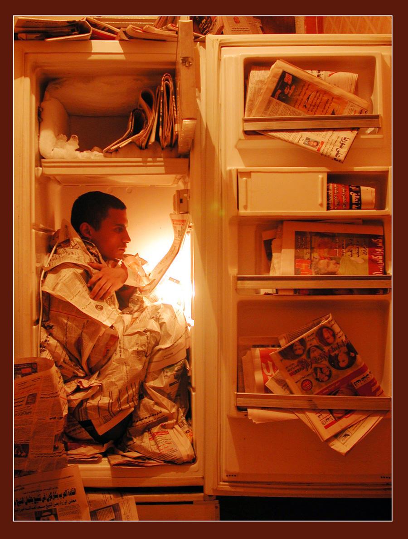 News freezer by Mash11