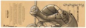 Oogway, Kung Fu Panda