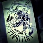 The Black Phantom lives!