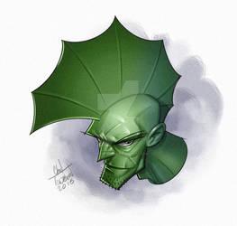 SavageDragon Head