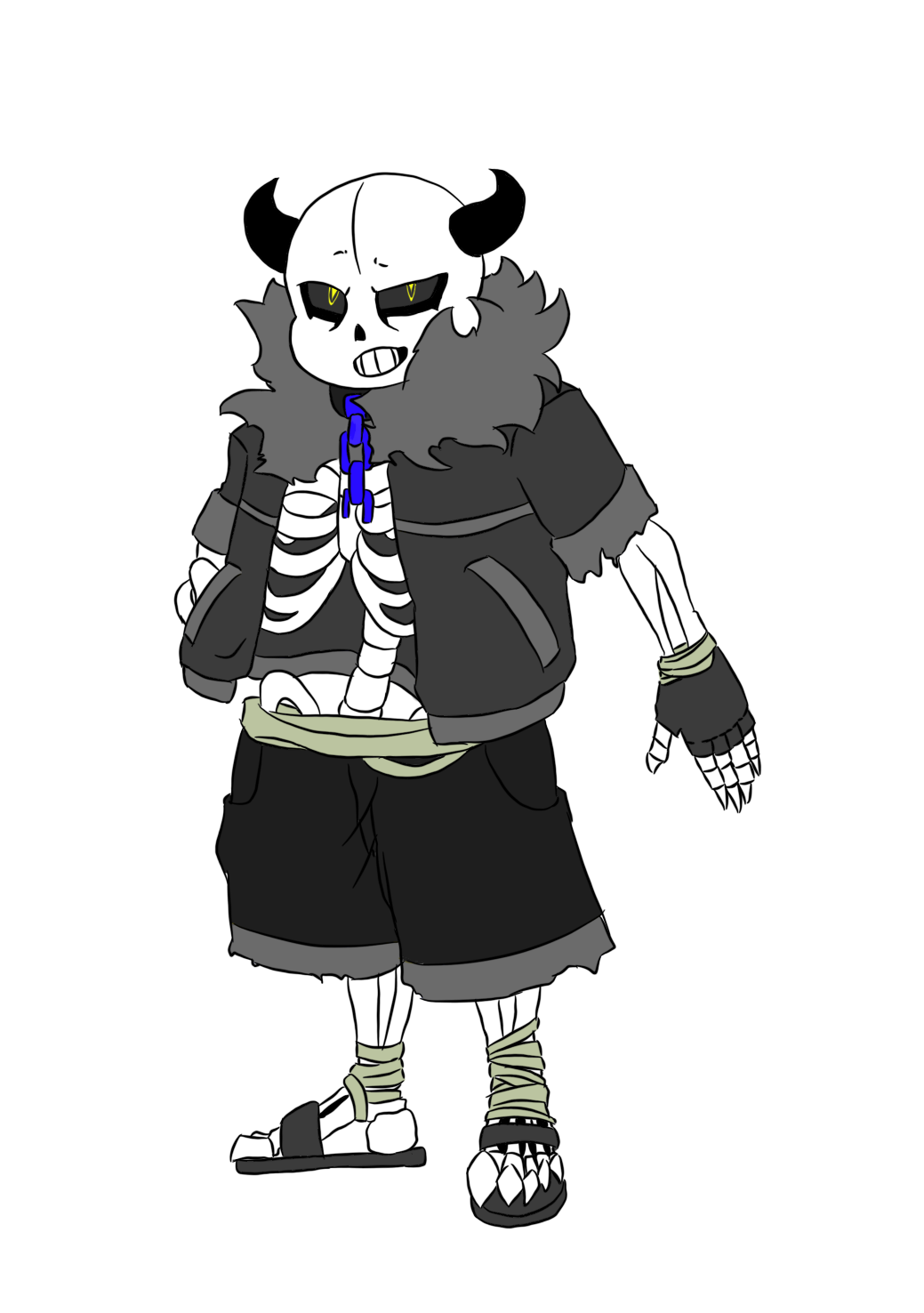 halloween skeleton face makeup