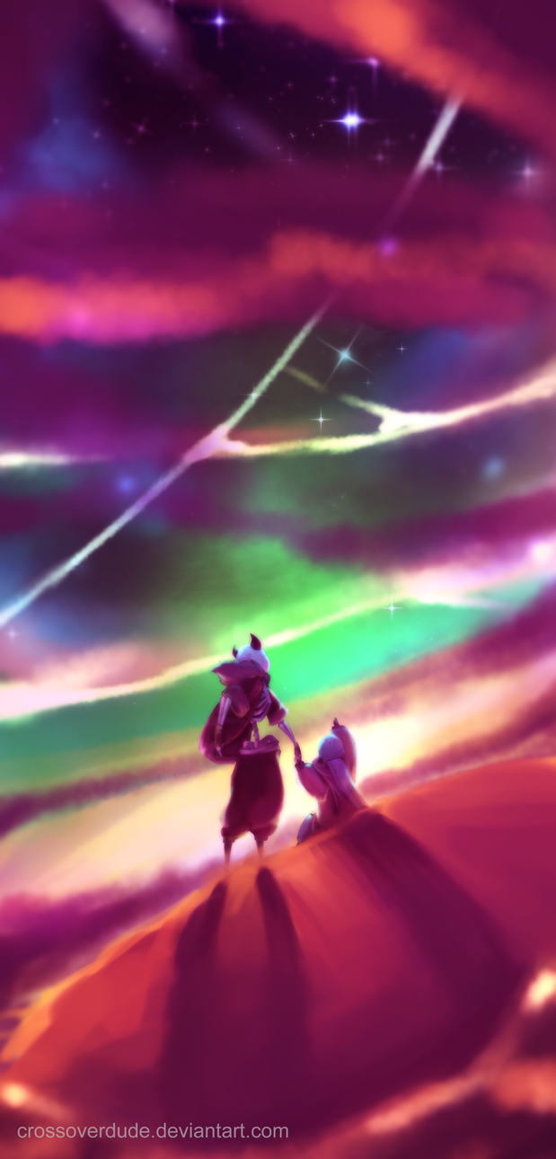 Are you a star? (+2000 watchers!!!) by Crossoverdude