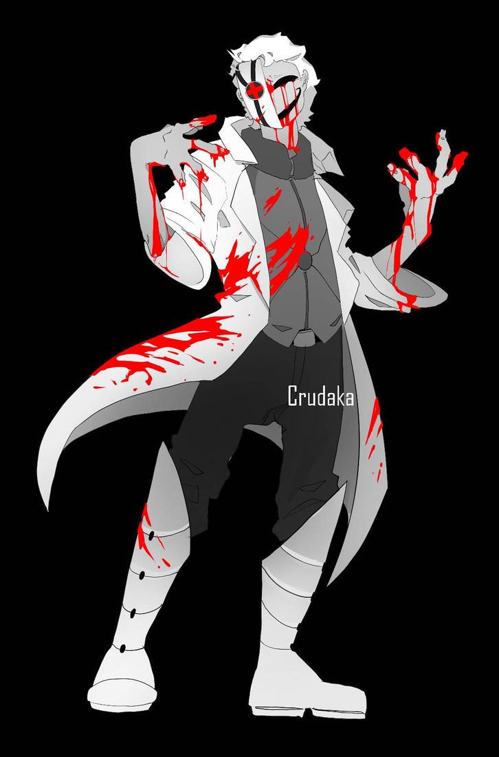 Commission: Lazarus by Crudaka