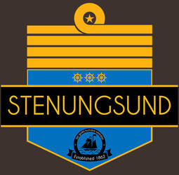 Marine logotype for Stenungsund by Stenungsund