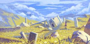Mountain Ruins